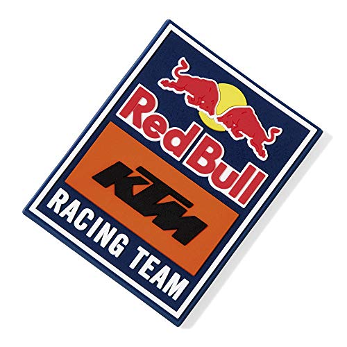 Red Bull KTM Emblem Magnet, Mehrfarben Unisex One Size Magnete, KTM Factory Racing Original Bekleidung & Merchandise