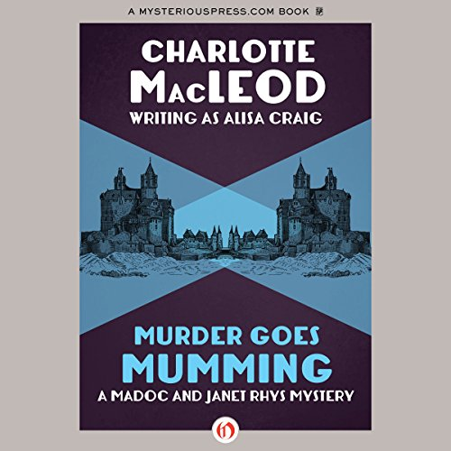 Murder Goes Mumming cover art