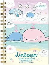 San-X Jinbesan Whale Shark B6SP notebook (NY21301) Maigo kids whales dream