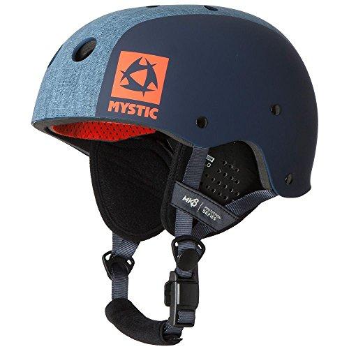 Mystic Watersports - Surf Kitesurf & Windsurfing MK8 X Helm mit Ohrpolstern...