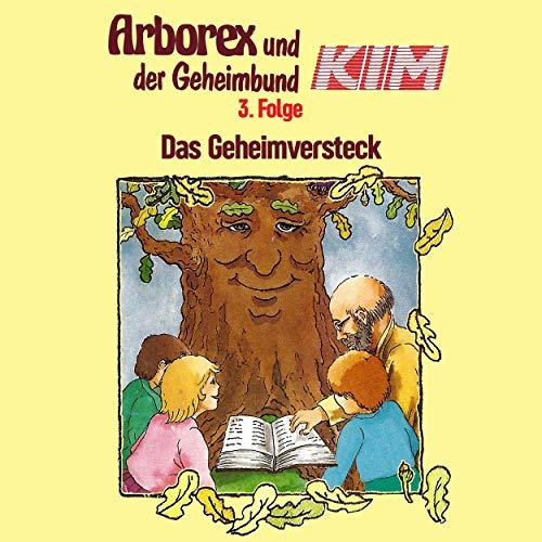 Das Geheimversteck audiobook cover art