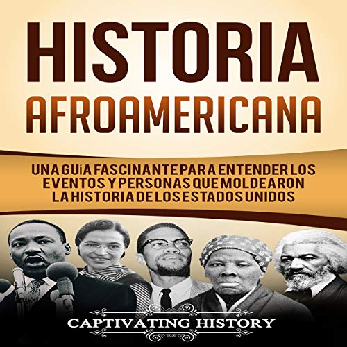 Historia Afroamericana [African American History] cover art