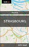 Strasbourg, France - City Map