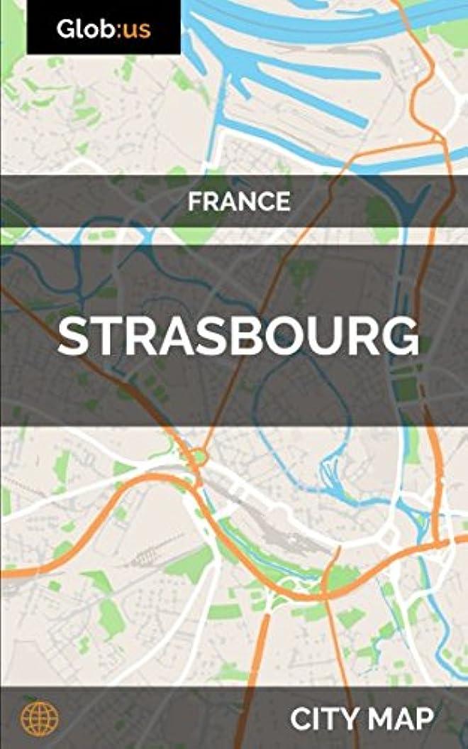 スロベニアホバートレディStrasbourg, France - City Map