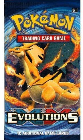 Official Pokemon TCG: XY Evolutions Sealed Booster Pack