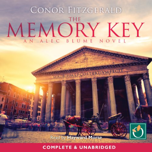 The Memory Key audiobook cover art