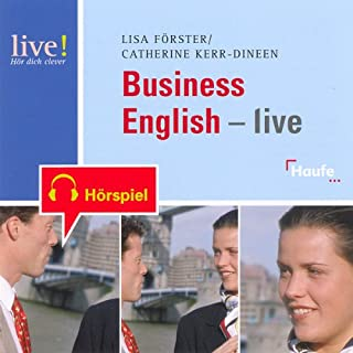 Business English (Live. Hör dich clever) Titelbild