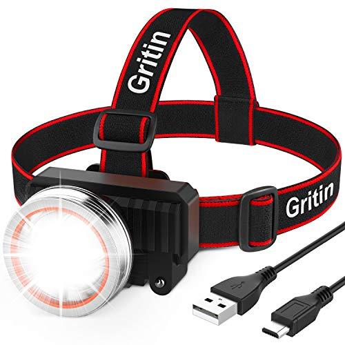 Gritin -  Stirnlampe LED,