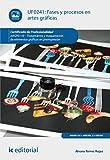 Fases y procesos en artes gráficas. ARGP0110 - Tratamiento y maquetación de elementos gráficos en preimpresión