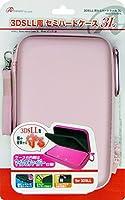 3DS LL用 セミハードケース 3L ピンク