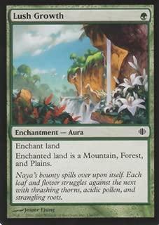 Magic: the Gathering - Lush Growth - Shards of Alara