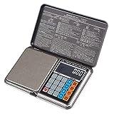 FEE-ZC Cocina Hogar Multifunción Escala de Cocina Digital Mini balanza electrónica Contador Precio...
