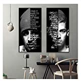 Modern Wall Art Canvas Decoration Twenty One Pilots Poster
