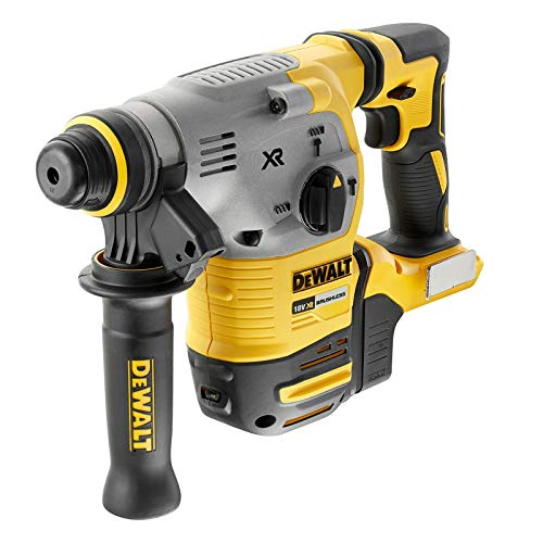Dewalt DCH283N Cordless XR 18v SDS Brushless Hammer Drill 3 Mode 26mm 2kg - Bare