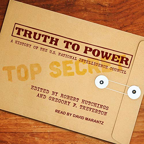 Couverture de Truth to Power