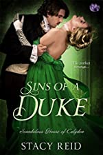 Sins of a Duke (Scandalous House Of Calydon Series Book 3)