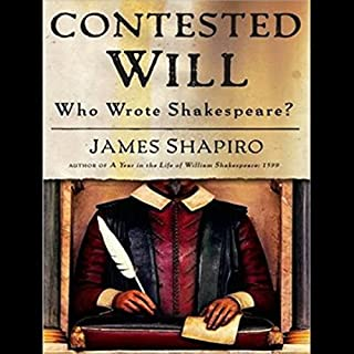 Contested Will audiobook cover art