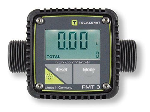 Elektronischer Durchflussmesser FMT III - Zählwerk
