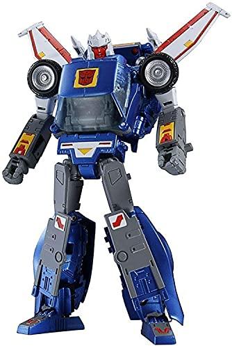 YRJ Transformar Toys Robot TRǎNSFORMÉRS Robot Toye, Transformers Toy Series Master MP25 Pistas Autobot Acción Figura Figura Deformación Juguete, Regalos para niños Regalos súper rentables para niños.