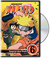 Naruto 6: Powerful New Rivals [DVD] [Import]