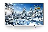 Sony BRAVIA KD65X70 - 65-inch - LED - 4K Ultra HD (UHD) - High Dynamic Range (HDR) - Smart TV -with Freeview Play (Black, 2020 model)