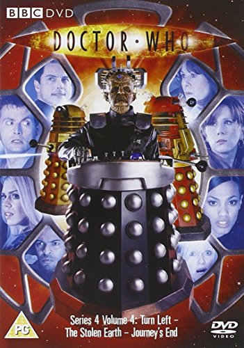 Doctor Who - Series 4 - Vol. 4