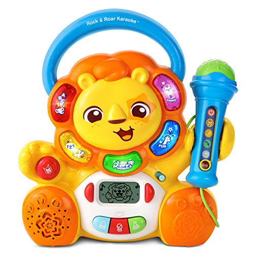 VTech Zoo Jamz Rock & Roar Karaoke, Yellow