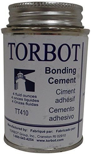 TT410 - Skin Bonding Cement with Brush 4 oz. Can