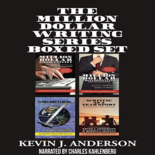 Million Dollar Writing Series Boxed Set cover art