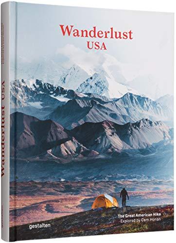 Wanderlust Usa - Randonnée a Travers l Amerique [Idioma Inglés]: The Great American Hike