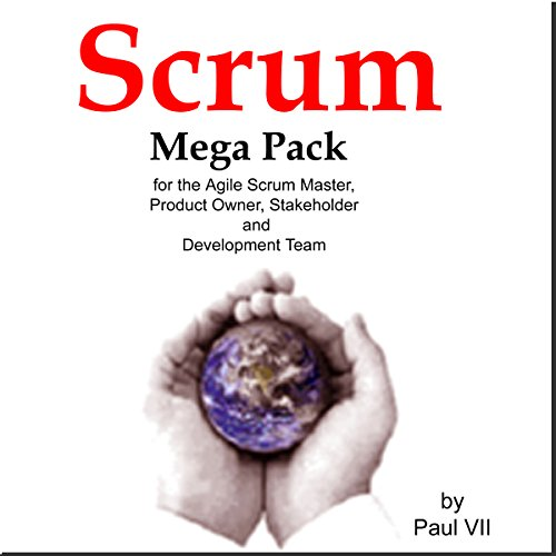 Scrum Mega Pack audiobook cover art