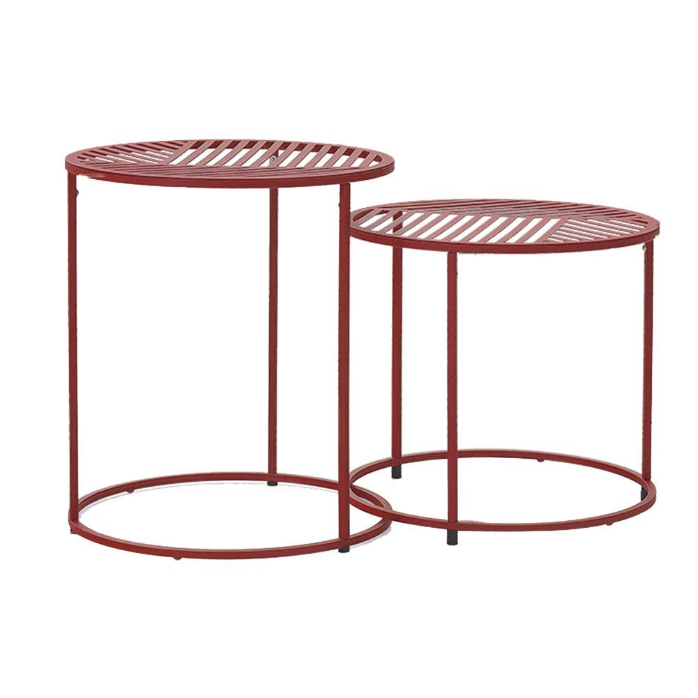 Stile Moderno Tavolino a Specchio Colore: Argento Perlato Touch of Vogue TOV/®