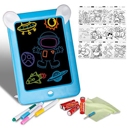 Xpassion Tableta Dibujo Pizarra 3D Mágico Luces LED