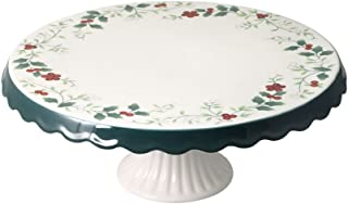 Best winterberry cake plate Reviews