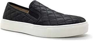 Women's Slip On Fashion Loafers Shoes Comfortable Flat Casual Sneakers