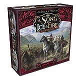 Asmodee A Song of Ice & Fire - Targaryen Starterset, Grundspiel, Tabletop, Deutsch
