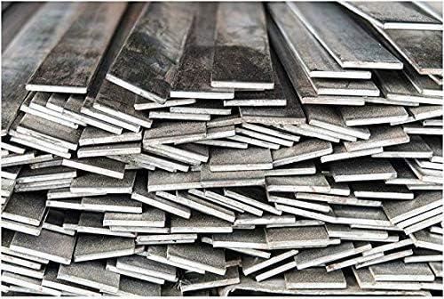 Bright Mild Steel EN3 Flat Bar 20mm x 3mm to 50mm x 40mm NEW Various Sizes