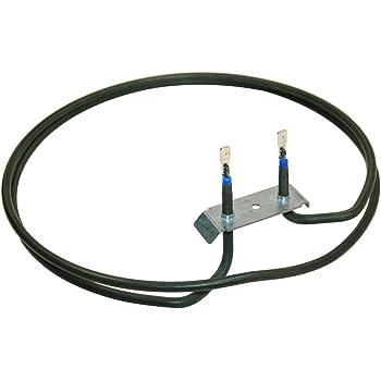 To Fit Hotpoint EW72S 2500 Watt Circular Fan Oven Element