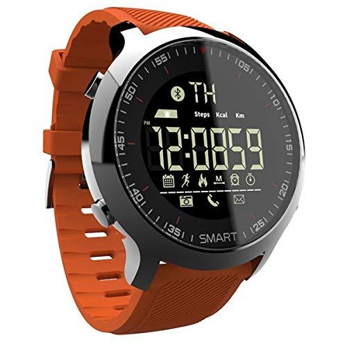 Reloj Inteligente Deportivo Resistente al Agua para Hombres Reloj Inteligente Digital de...