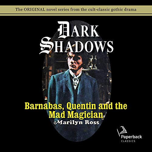 Barnabas, Quentin and the Mad Magician  By  cover art
