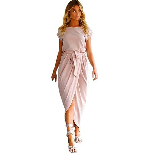 ae024ad35bea ARINLA 2018 Summer popular Female skirt Boho long maxi dress evening party beach  dress