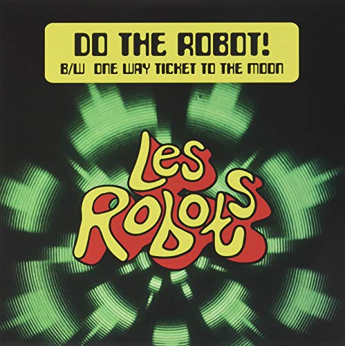 Do Robot/One Way Ticket to The Moon [Import Belge]