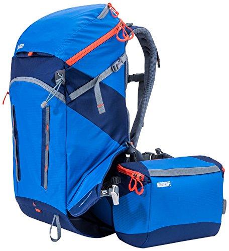 Mindshift MS216 Rucksack Gear drehbar 180° Horizon, Blau, 34 l, 520216
