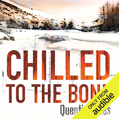 Chilled to the Bone audiobook cover art