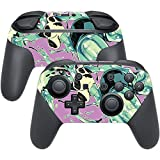 MightySkins Skin Compatible with Nintendo Switch Pro Controller - Slime | Protective, Durable, and Unique Vinyl Decal wrap Cover | Easy to Apply, Remove, and Change Styles | Made in The USA