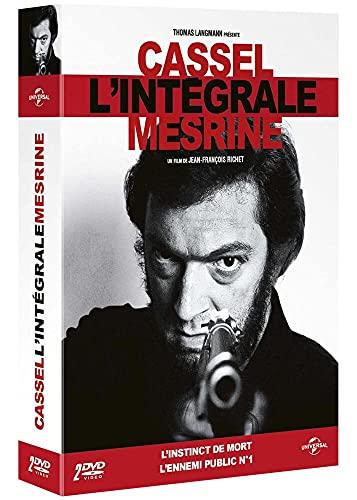 Mesrine-L'intégrale : L'instinct de Mort + L'ennemi Public n°1