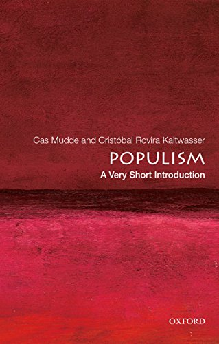 Populism: A Very Short Introduction (Very Short Introductions) (English Edition)