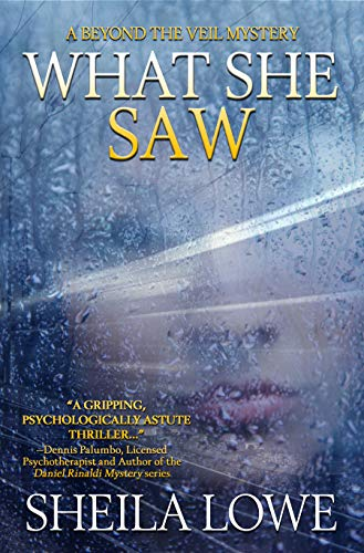 Book: What She Saw (Forensic Handwriting Mysteries) by Sheila Lowe