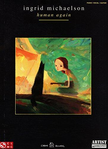 Ingrid Michaelson - Human Again (PIANO, VOIX, GU) (English Edition)