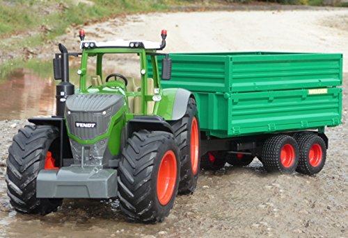 RC Auto kaufen Traktor Bild: WIM-Modellbau RC Traktor FENDT 1050 Anhänger in XL Länge 74cm Ferngesteuert*